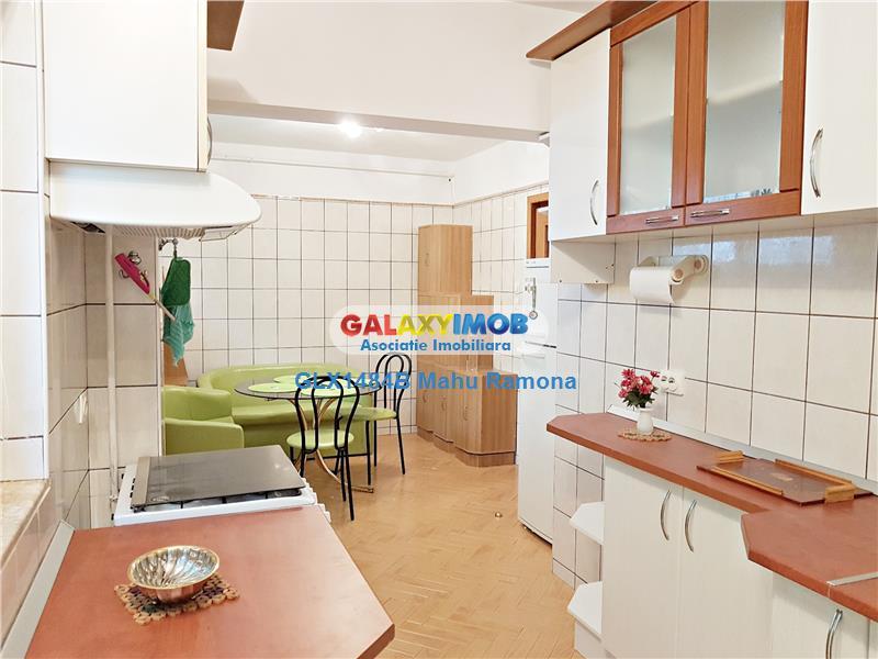 Apartament 3 camere, 95 mp, centrala proprie, parcare, Baneasa