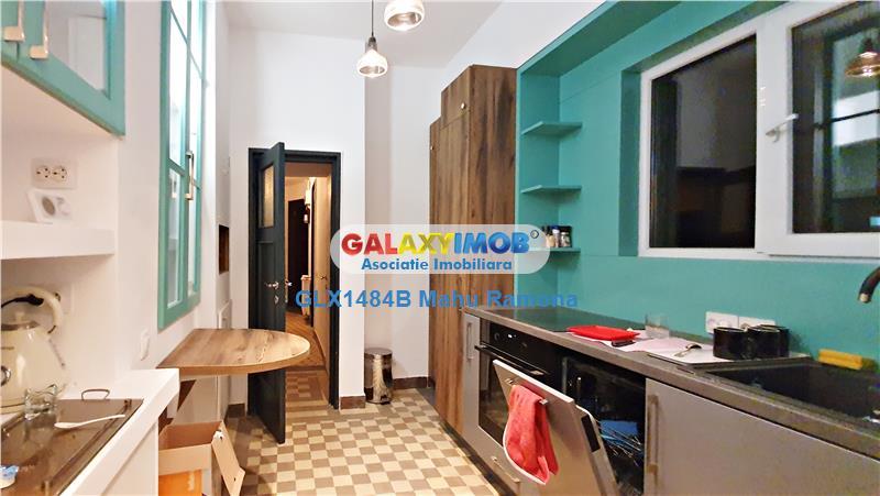 Apartament 4 camere, 110 mp plus terasa de 43 mp,Popa Soare, renovat