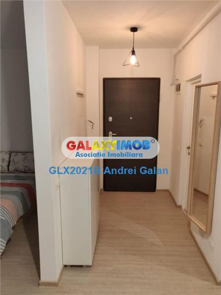 Apartament 1 camera / Garsoniera Lujerului Plaza Residence