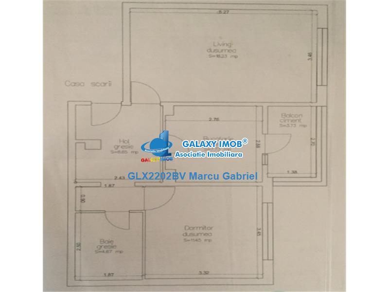 Apartament 2 camere central Covasna