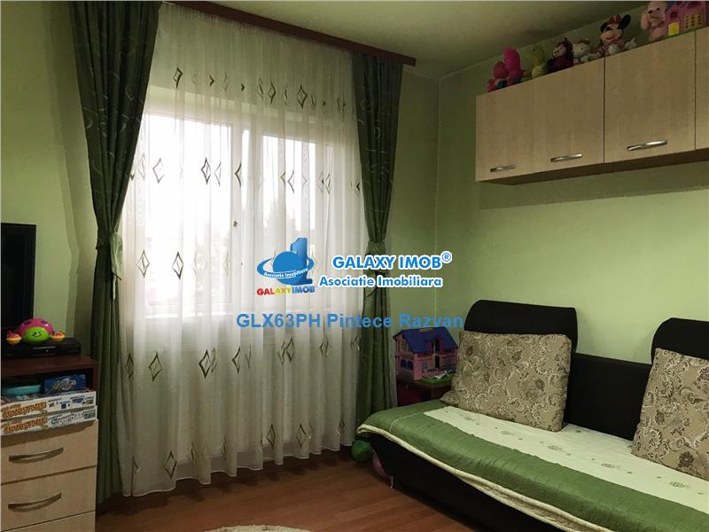 Apartament 2 camere, cf.1, decomandat, renovat, Bd Bucuresti, Ploiesti