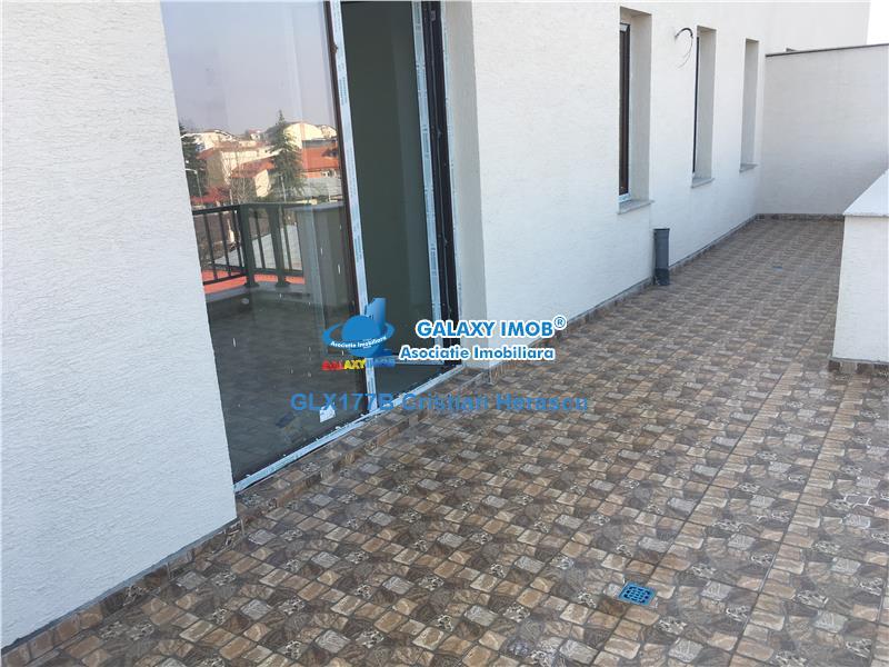 Apartament 2 camere cu terasa 22 mp