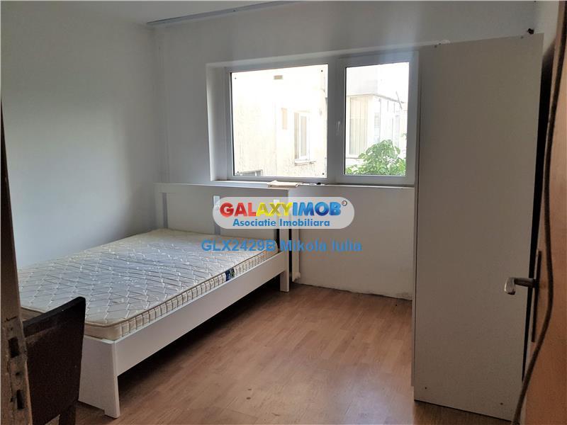 Apartament 2 camere decomandat Et 3/4 Bl 1985 zona Apusului