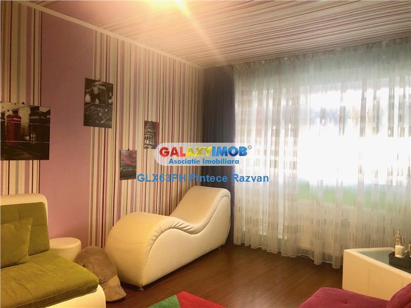 Apartament 2 camere, decomandat, mobilat, Bd. Bucuresti, Ploiesti