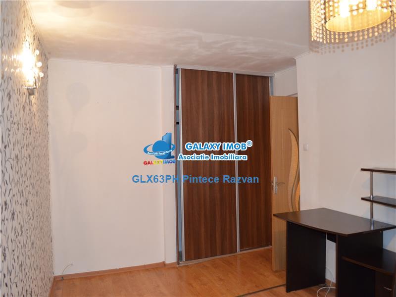 Apartament 2 camere, decomandat, parter inalt, Cantacuzino, Ploiesti