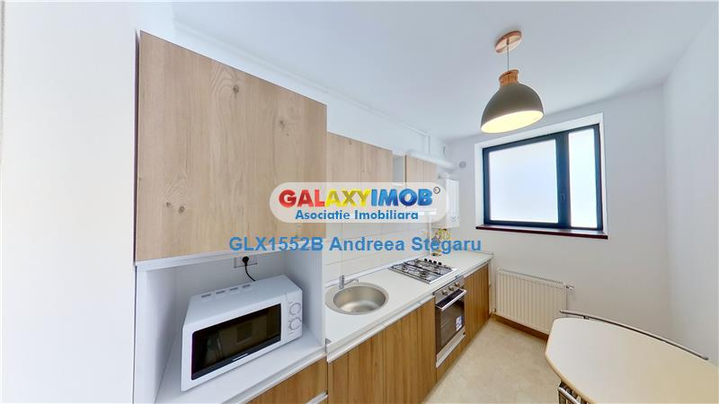 Apartament 2 camere in Militari - Transparent Residence, TUR VIRTUAL