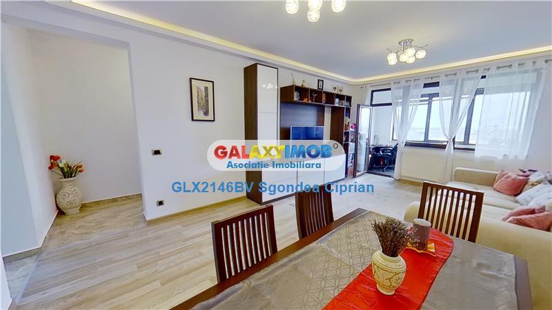 Apartament 2 camere Isaran Coresi 75 mp