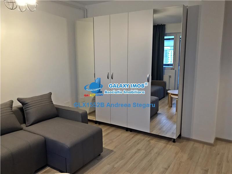 Apartament cu 2 camere, prima inchiriere -  Militari Residence