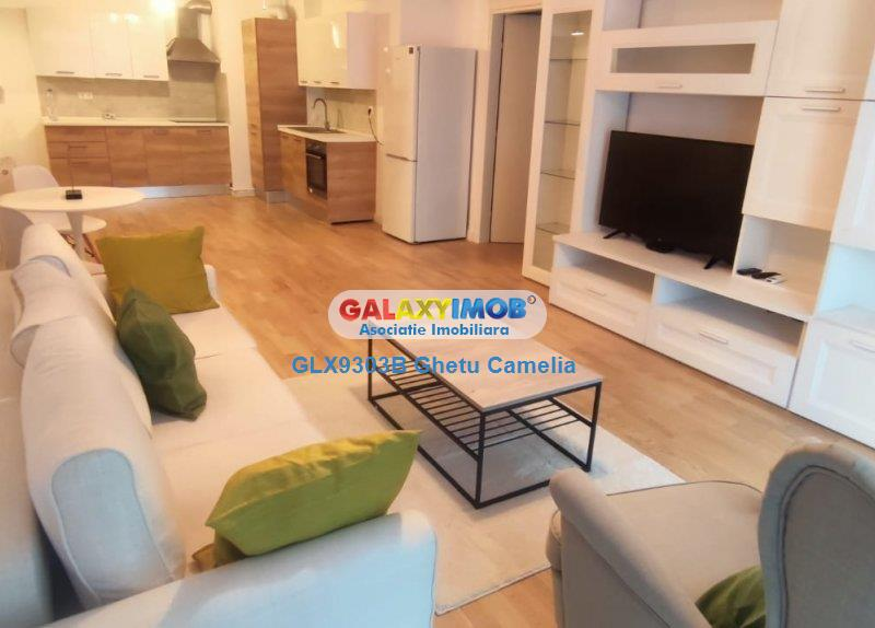 Apartament 2 camere + Parcare, Upground Residence