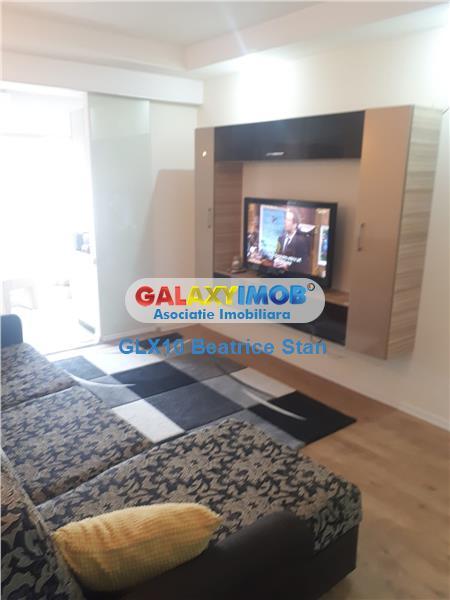 Apartament 3 camere amenajat modern in Cosmopolis Residence