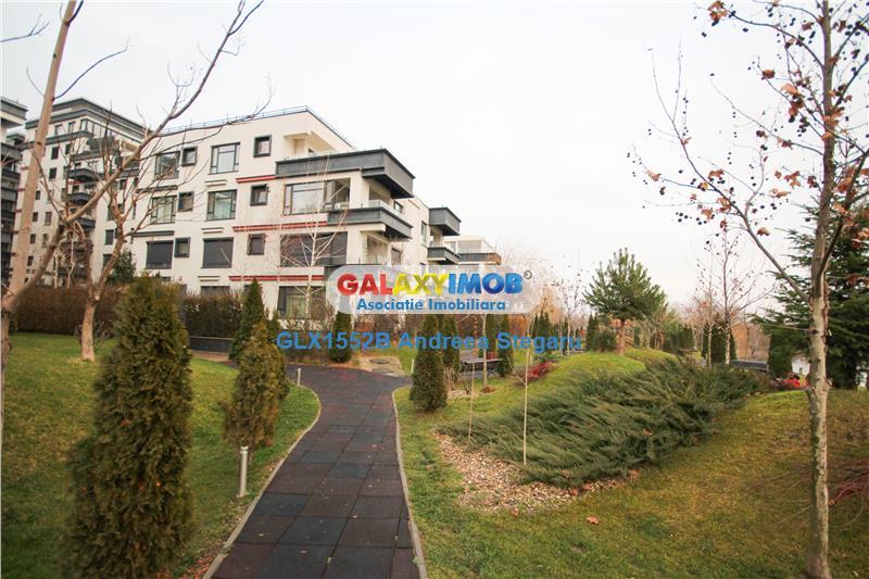 Apartament 2 camere, prima inchiriere  Floreasca  Laguna Residence