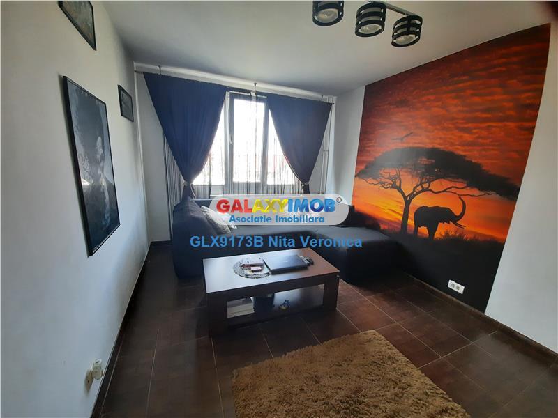 Apartament 2 camere spatios, mobilat si utilat elegant