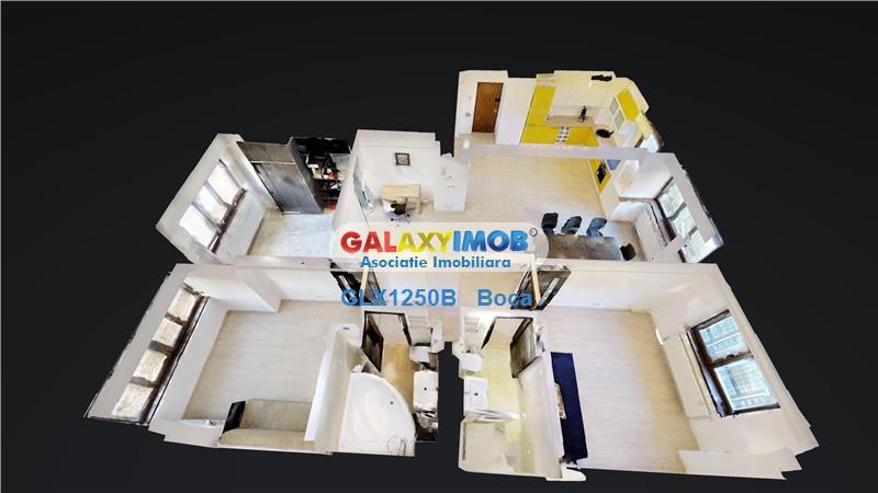 Apartament 3 camere 2 bai - DRISTOR