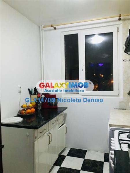 Apartament 3 camere, Baraje, etaj1/4, 2 bai.Metrou Costin Georgian.