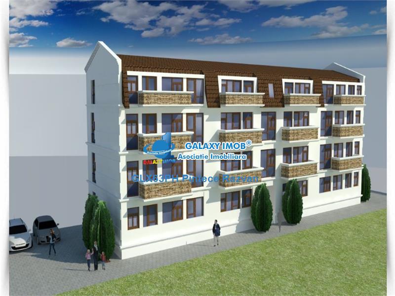 Apartament 3 camere, bloc 2018, de lux, 100 mp, zona 9 Mai, Ploiesti
