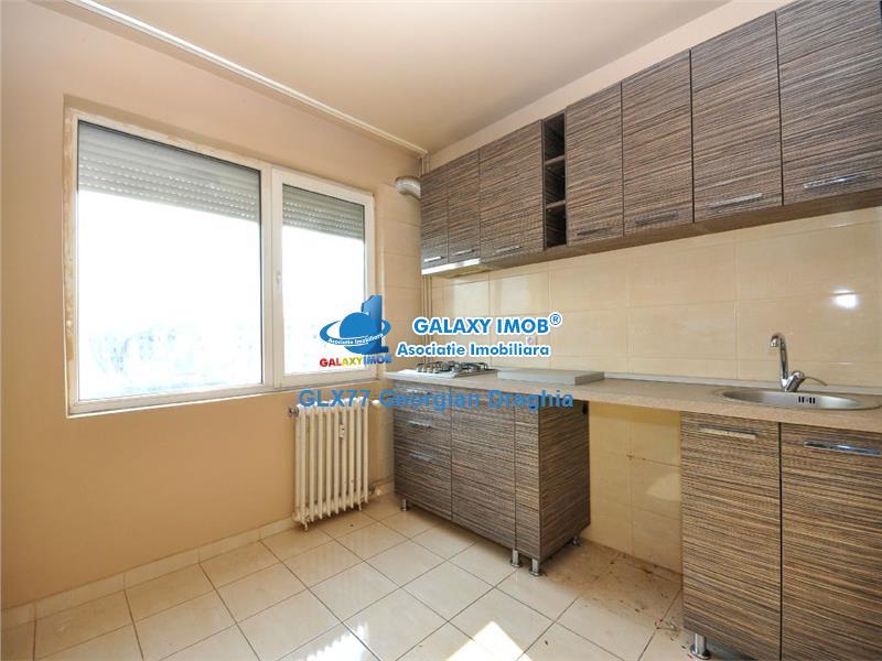 Apartament 3 camere Titan bloc anvelopat