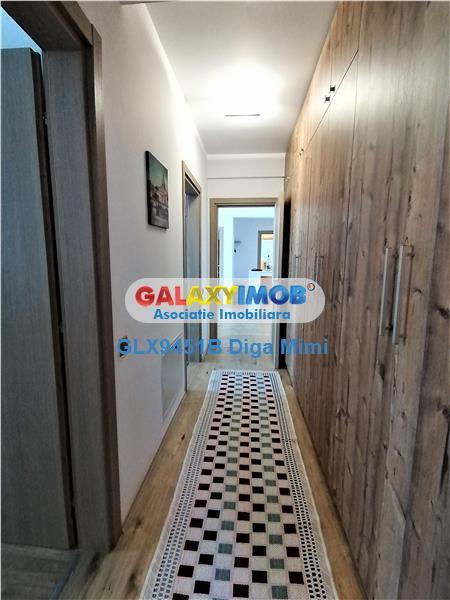 Apartament 3 camere cu loc de parcare de inchiriat Greenfield Baneasa