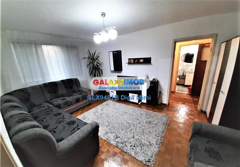 Apartament 3 camere de inchiriat Titan zona parc Romulus