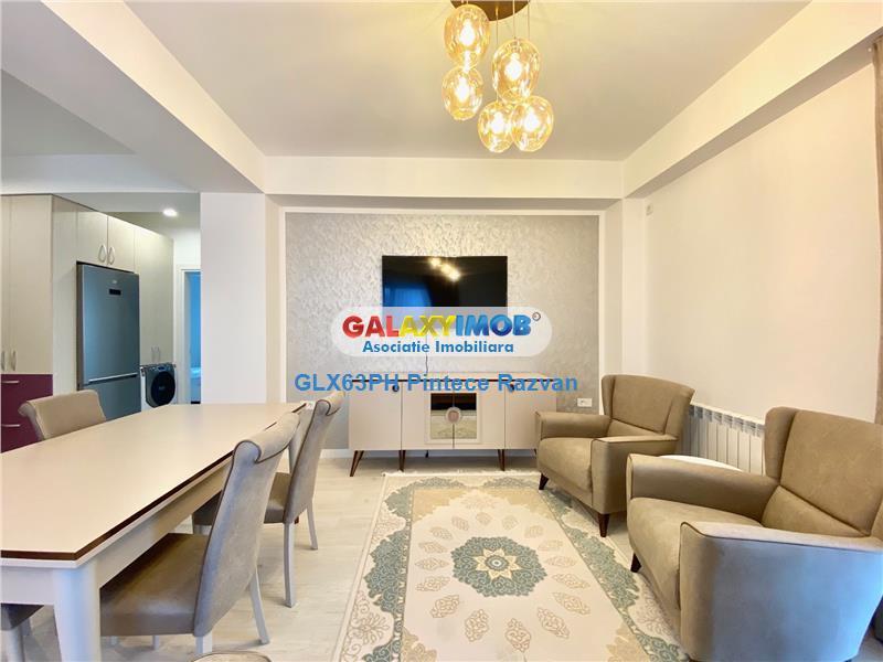 Apartament 3 camere de lux, curte si loc de parcare, central, Ploiesti