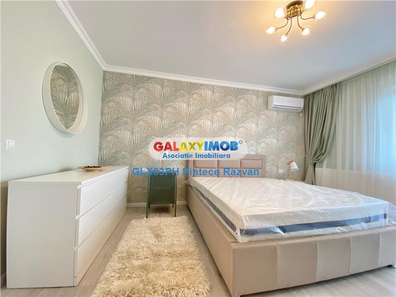 Apartament 3 camere de lux prima inchiriere zona Albert Nord Ploiesti