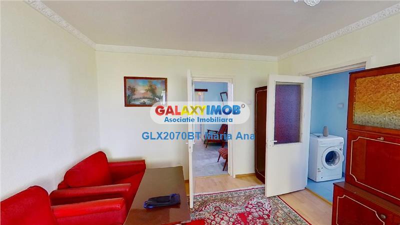 TUR VIRTUAL 3D, Apartament 3 camere, etaj 3, zona Carrefour!