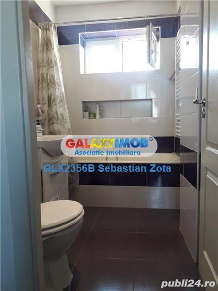 Apartament 3 camere,Romana,2 min metrou,Etaj 6