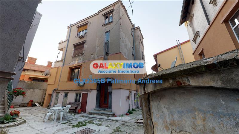 Apartament 3 camere Libertatii Rond, in vila, centrala proprie