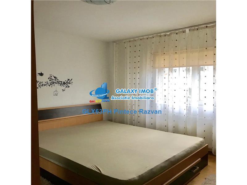 Apartament 3 camere, spatios, 2 gr. sanitare, Malu Rosu, Ploiesti