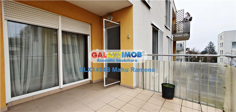 Apartament 3 camere spatios si luminos, parcare  Cart. German