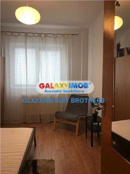 Apartament 3 camere,Timpuri Noi-Tineretului, 2 min metrou, mobilat