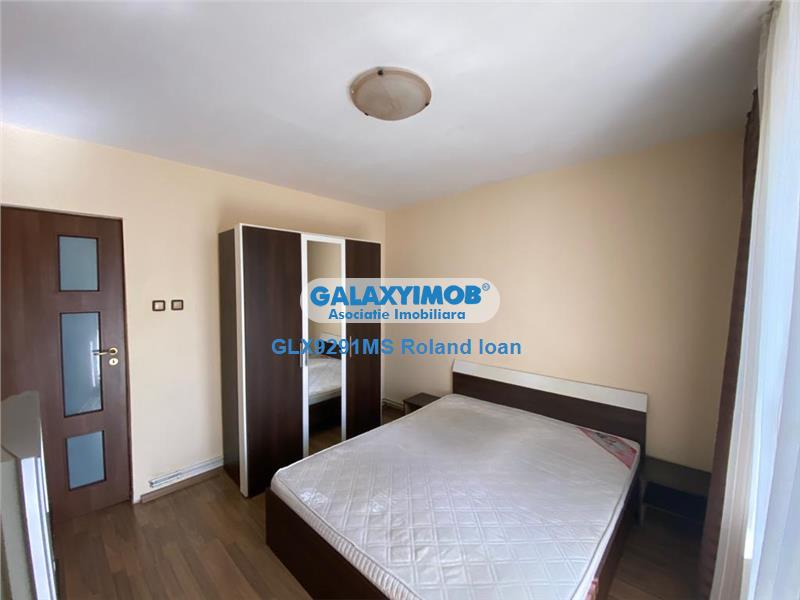 Apartament cu 2 camere de inchiriat, mobilat si utilat, zona E ON