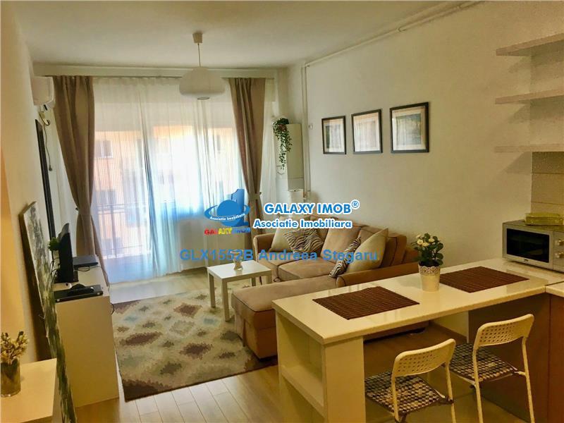 Apartament cu 2 camere de inchiriat, modern in Militari Residence