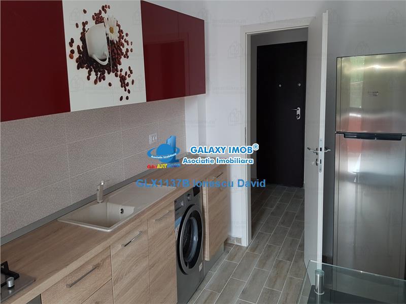 Apartament cu 2 camere, imobil nou, Aviatiei, terasa de 20 mp
