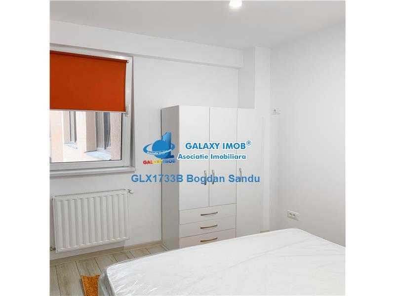 Apartament cu 2 camere, prima inchiriere in Militari Residence
