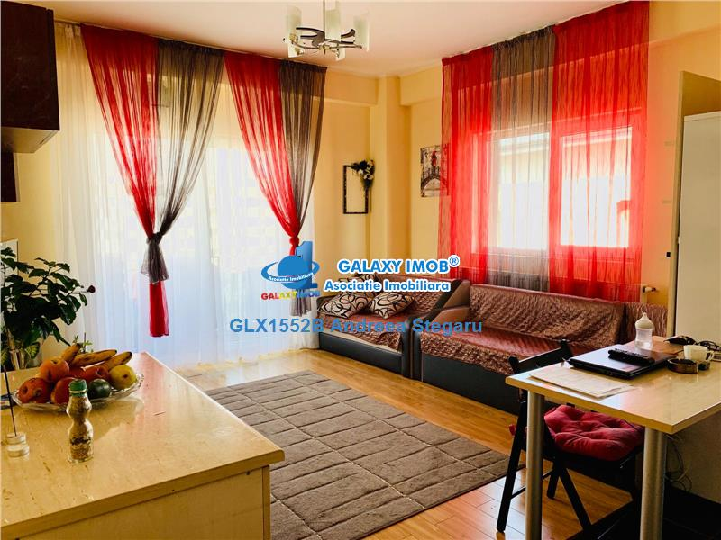 Apartament cu 3 camere de vanzare in Militari Residence