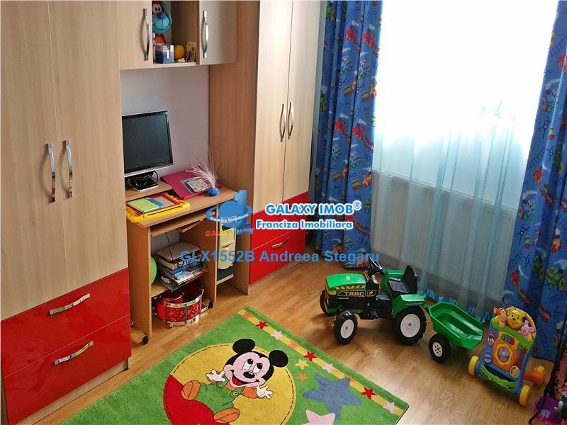 Apartament cu 3 camere de vanzare, lux Pacii - Belsugului Residence