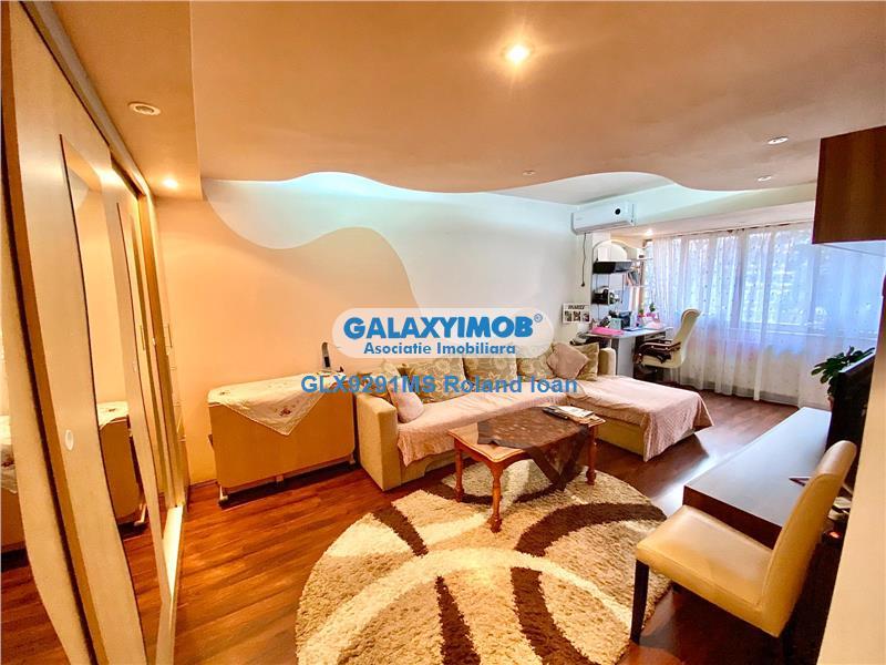 Apartament de vanzare cu 2 camere, mobilat si utilat, Aleea Carpati