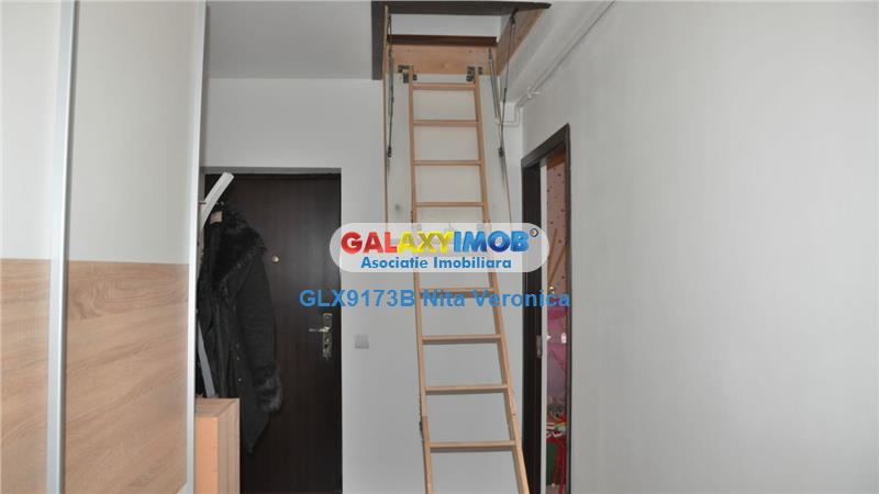 Apartament elegant si spatios 3 camere Leroy Merlin cu pod si parcare