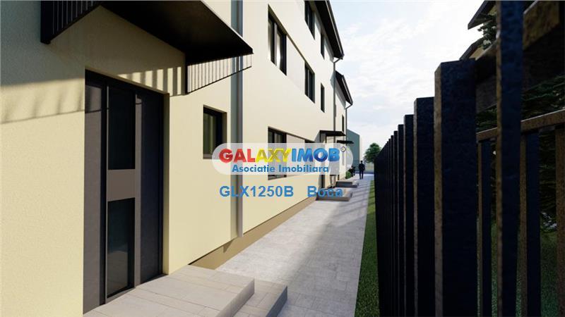 Apartament cu gradina -2 camere