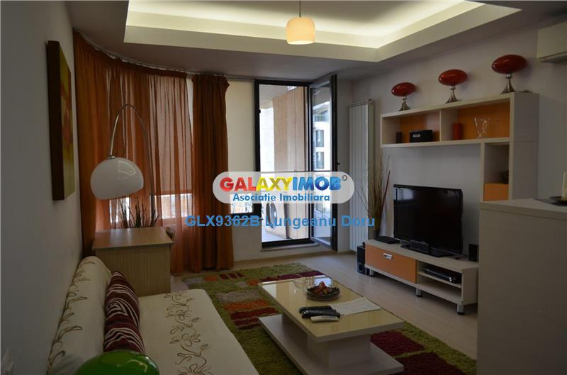 Apartament 2 camere LUX North Lake View, Aviatiei