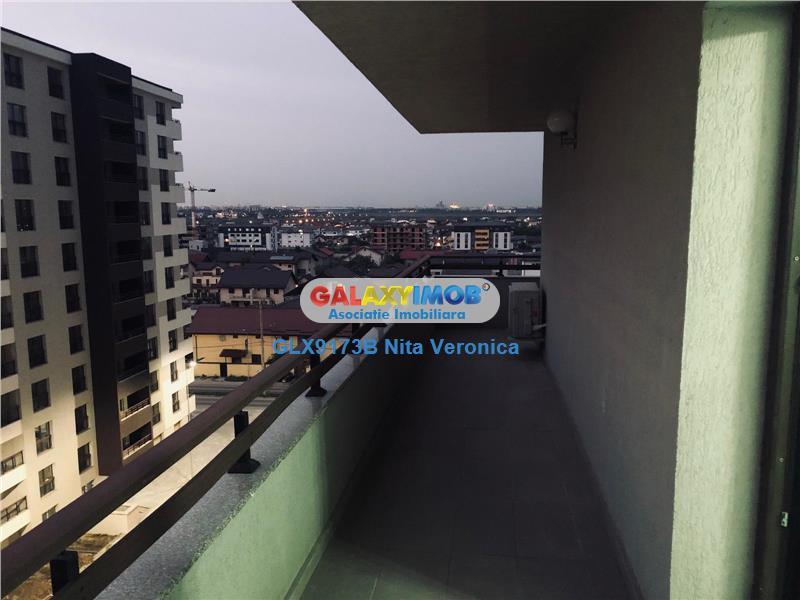 Apartament Penthouse superb 3 camere  78 mp cu loc de parcare