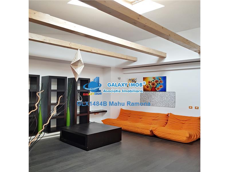 Apartament 3 camere, 100 mp utili, plus terasa 35 mp, garaj subteran