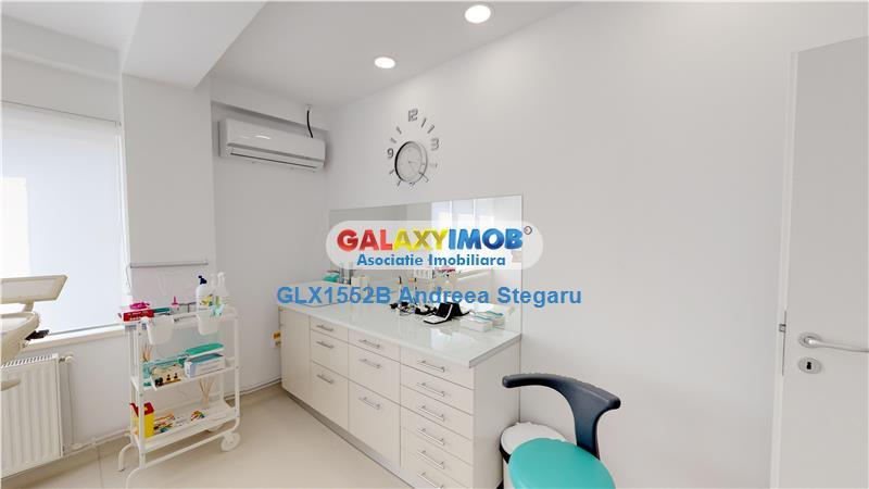 Cabinet stomatologic complet utilat de vanzare in Militari Residence
