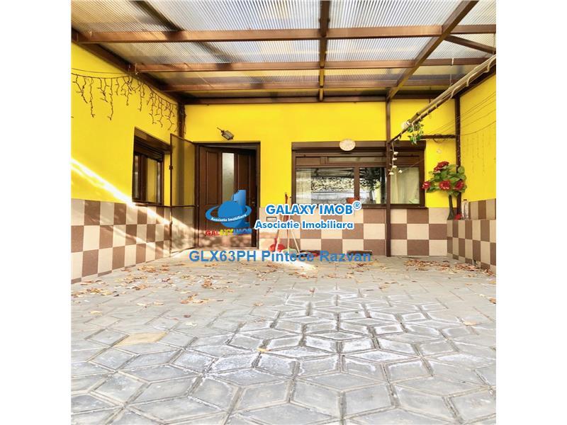 Casa 3 camere, renovata, zona centrala, Ploiesti