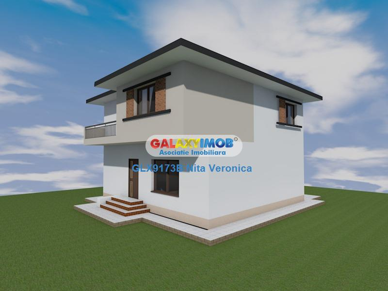 Casa individuala 5 camere, 250 mp teren, Prelungirea Ghencea