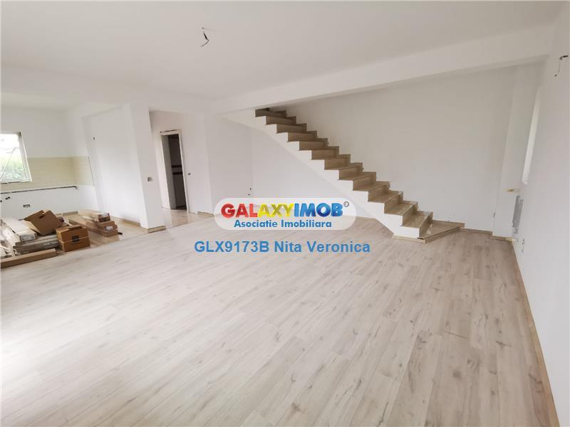 Casa individuala eleganta, zona rezidentiala Bragadiru central, 227mp
