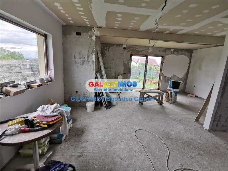 Casa Stupini 150 utili 580 de teren cu utilitati
