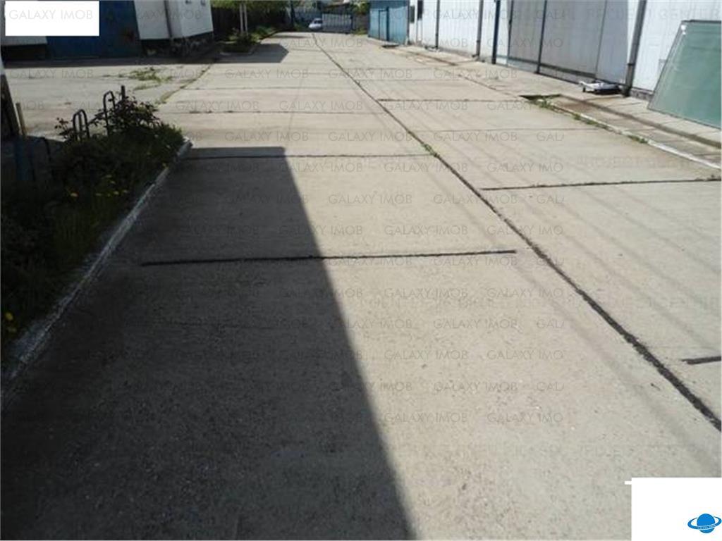 DE inchiriat hala 750 mp toate utilitatile la iesire din Pitesti