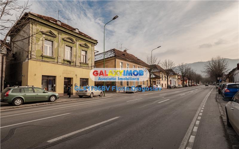 De inchiriat spatiu comercial pe strada Lunga colt cu Nicopole, 62,5mp
