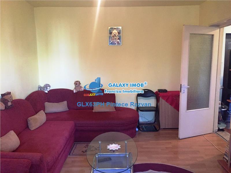 De vanzare apartament 2 camere, decomandat, zona Republicii, Ploiesti
